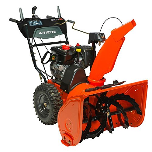 Ariens Thrower Snow - Ariens Deluxe 30 in. 2-Stage Snow Blower-306cc