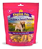 Kingdom Pets Premium Dog Treats, Chicken & Sweet Potato Jerky Twists, 48-Ounce Bag Review