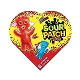 Sour Patch Kids Valentine's Heart Boxes, 6 Count