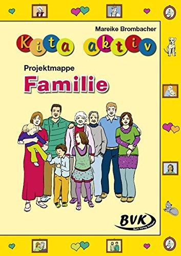 Kita aktiv Projektmappe Familie