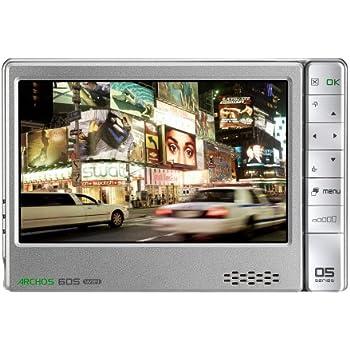 Archos 605 Wi-Fi Portable Media Player (160 GB)