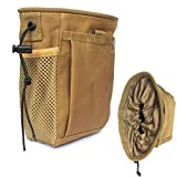 Creatrill Tactical Molle drawstring Magazine Dump Pouch, Military - Best Reviews Guide