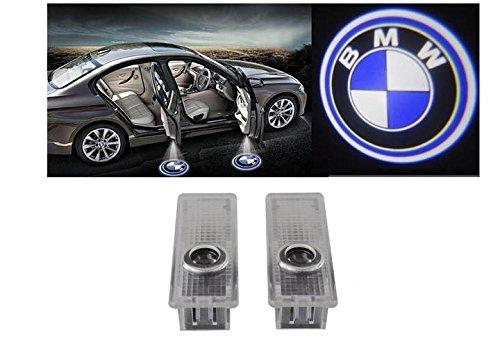 KURT-L 2 pz auto porta luce auto proiettore laser Ghost Shadow Welcome logo passo di cortesia a LED per 3 5 7 series Automotive lighting parts accessories