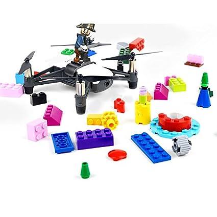 LanLan pgytech Tello Adaptador para Lego Toys Ryze RC Quadcopter ...