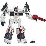 Transformers Generations Titan Class Metroplex with Autobot Scamper Figure