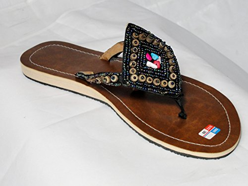 Flip Sandale Raute Zehentrenner Zehenpantolette