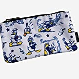 Loungefly Angry Donald Duck Zippered Pencil Pouch
