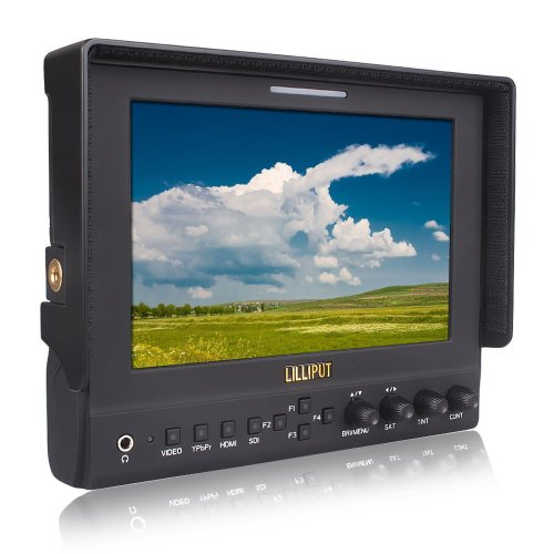 2013 New! Lilliput 663/O HMDI Output 7