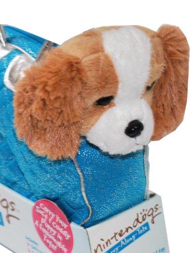 Nintendo DS Nintendogs Carry Along Tote - Cocker Spaniel Pup