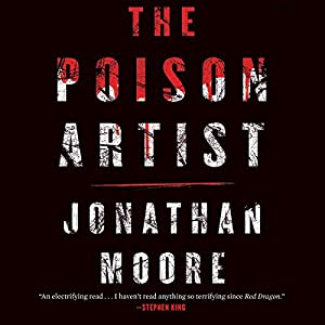Poison Artist Audiobook