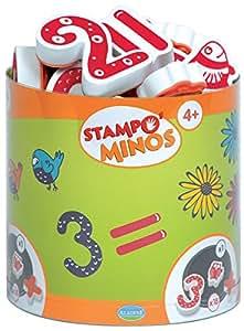 Aladine - Stampo Minos, diseño números (ALTP85110)