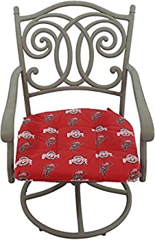 "College Covers Ohio State Buckeyes D Cushion 20"" x 20"""