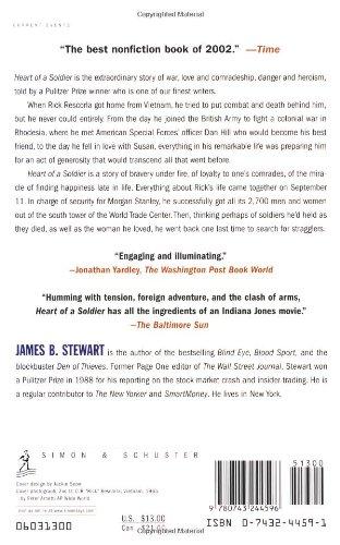 heart of a soldier stewart james b