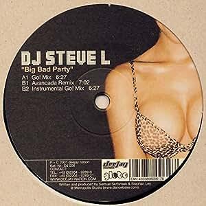 Big bad party (Go!/Avancada Remix/Instr., 2001) / Vinyl Maxi Single [Vinyl 12'']