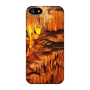MattDFarmer Case Cover Protector Specially Made For Iphone 5/5s Drapery Room Mammoth Cave National Park Kentucky