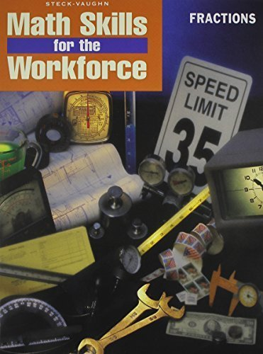 Math Skills for the Workforce: Decimals and Percents (Steck-Vaughn Math Skills for the Workforce) by Karen Lassiter (1997-01-01)