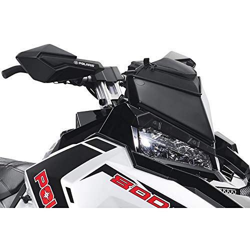 Genuine Pure Polaris Snowmobile AXYS Pro-Fit Heated Low Pro Windshield Bag pt# ()