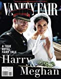 Book cover from Vanity Fair: Harry & Meghan: A True Royal Fairy Tale by Vanity Fair