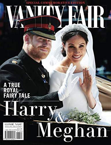 Read Online Vanity Fair: Harry & Meghan: A True Royal Fairy Tale PDF