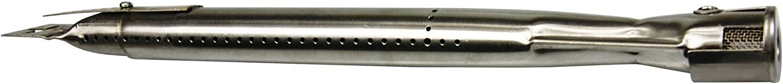 L/änge einstellbar von 35-42 cm//Verteiler Gasbrenner Brennerrohr Ersatzbrenner AKTIONA Universal Edelstahl Brenner f/ür Gasgrill