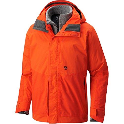 Mountain Hardwear Killswitch Composite 3-in1 Insulated Jacket - Men's State Orange, XL