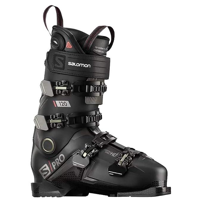 salomon x max 120 used mens ski boots size 26.5 elb7c0b49