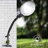 LED Area Light 42W Dusk to Dawn Street Light, Arm
