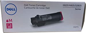 Dell 042T1 Toner 1200 Page (Standard Yield) Magenta Toner Dell H625, Dell H82