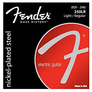 Fender HN002484 Strings for Guitar