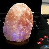 """Himalayan Natural Salt USB Lamp - """"Vitamin of the Air"""""""