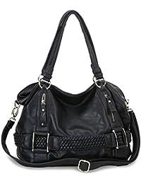 Samantha Weave Belt Hobo Handbag