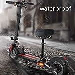 TB-Scooter-Monopattino-Elettrico-Pieghevole-velocit-Massima-45kmh-Autonomia-40km-Motore-500W-10-Pollici-Anti-Skid-Tyre-e-Schermo-LCD-Impermeabile-Unisex-Adulto-Carica-Massima-150-kg