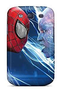 Ideal Angelerson Case Cover For Galaxy S3(amazing Spiderman Vs Electro), Protective Stylish Case