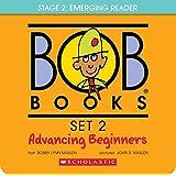 Bob Books Set 2- Advancing Beginners (Box Set)