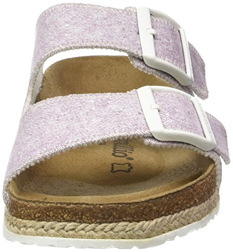 P-A Arizona Birko-flor - Mules Mujer Morado (Beach Purple)