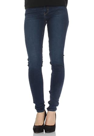 c8ef02d413100 Levi's Red Tab 710 Innovation Super Skinny Jeans: Amazon.fr: Vêtements et  accessoires