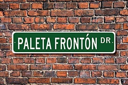 VGSH Paleta Fronton Paleta Fronton Señal de Paleta Fronton Fan ...