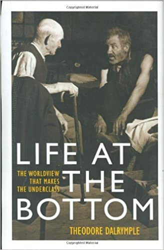 Download Life At The Bottom The Worldview That Makes The Underclass By Theodore Dalrymple