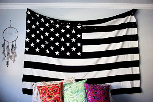 ICC Exclusive 100% Cotton Black and white Vintage American