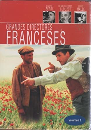 Grandes Directores Franceses Vol 1. Paquete con 3 Peliculas 1.- EL SALARIO DEL