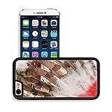 Luxlady Premium Apple iPhone 6 Plus iPhone 6S Plus Aluminum Backplate Bumper Snap Case IMAGE ID: 32978981 Alien skin organic seamless generated hires texture