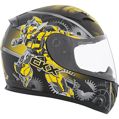 CKX RR610Y Full-Face Helmet, Summer - Youth Mecanic Small