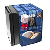 Honey-Can-Do BTS-01839 Mini Fridge Caddy, Blue