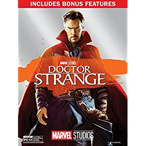Ratings and reviews for Doctor Strange (2016) (Plus Bonus Features)