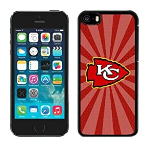 NFL&Kansas City Chiefs 01 iPhone 5C Case Gift Holiday Christmas Gifts cell phone cases clear phone cases protectivefashion cell phone cases HLNB605585635