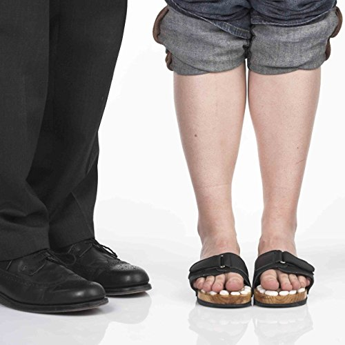 Bofuma Massage Schuhe Fußreflexzonen Akkupressur Herren Größe L