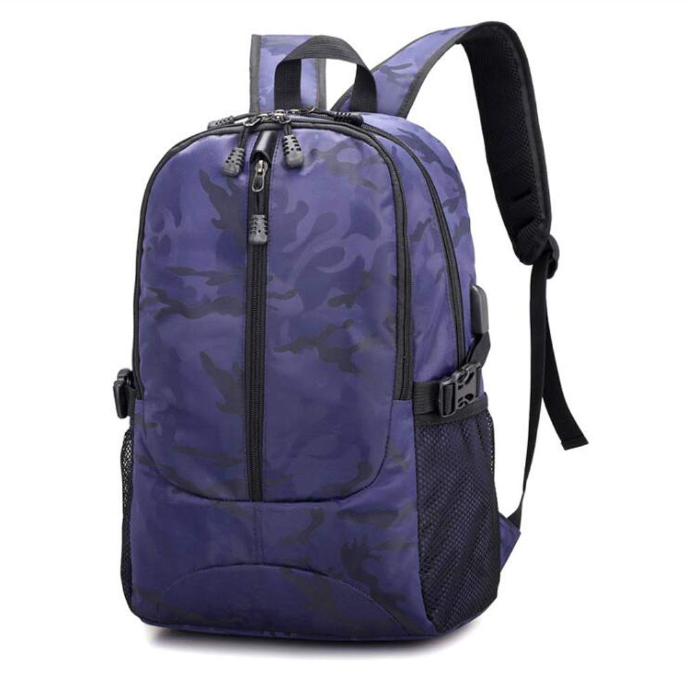 SKLLA Camouflage Men es Bag Oxford Cloth Backpack Student Travel Backpack, Travel Backpack, Computer Backpack, Computer Backpack