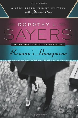 Book cover for Busman's Honeymoon