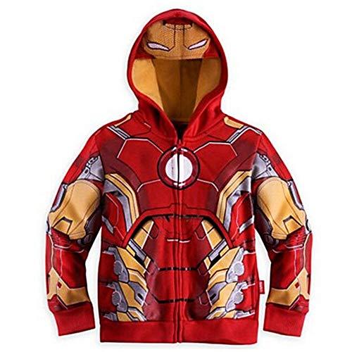 iron man hoody - 6