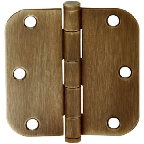 SCHLAGE LOCK CO SC3P1011F-609E Round Corn Hinge, 3-Pack ()